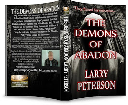 The Demons of Abadon by Larry Peterson